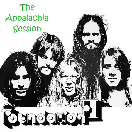 Foundation II - The Appalachia Session  * Click here for an audio clip,  larger picture, song list, and commentary *