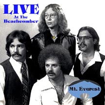 Live at the Beachcomber   * Click here for an audio clip, larger picture, song list, and commentary *