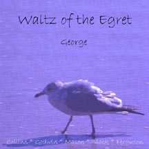 George - Waltz of the Egret  * Click here for a larger picture, song list, and commentary *